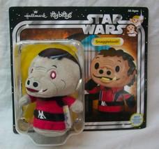 Hallmark Itty Bittys Star Wars Celebration 2017 Exclusive Snaggletooth Toy New - $49.50