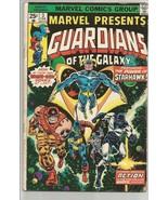 Marvel Presents GUARDIANS OF THE GALAXY #3 Marvel Comics 1975Gerber STAR... - $69.00
