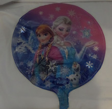 "Set Of 10 Disney Frozen Anna And Elsa Foil Mylar Balloon Birthday 18"" - €7,58 EUR"