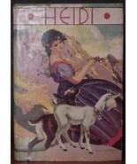 Heidi: A Child's Story of Life in the Alps by Johanna Spyri - $35.00