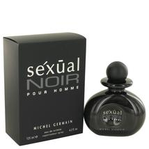 Sexual Noir by Michel Germain Eau De Toilette Spray 4.2 oz for Men - $58.89