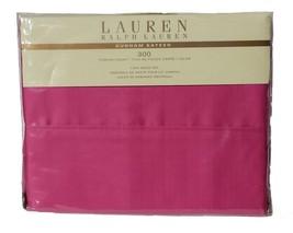 Ralph Lauren Dunham Hot Pink Sheet Set Twin - $62.00