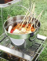KichenArt Stainless Steel Induction Jam Pot Bucket Multipot Basket 9L (No Lid) image 5