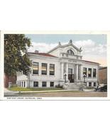 c1910 - East Side Library, Waterloo, IA - Unused - $2.99