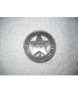 Old West Sheriff Tombstone Arizona Territory - $12.99