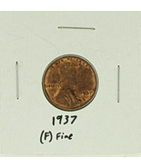 1937 United States Lincoln Wheat Penny Rating (... - $0.17 CAD