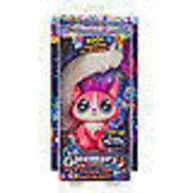 Lil Gleemerz Adorbrite Pink Interactive with Rainbow Light up Tail Mattel  - $25.73