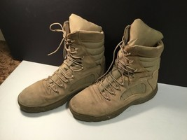 Reebok Mens Boots Sz 12 M Tactical Military Preowned Gently Worn - $55.74