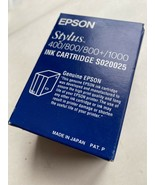 Epson Black OEM Ink Cartridge for Epson Stylus 400, 800, 800+ & 1000 Pri... - $19.75