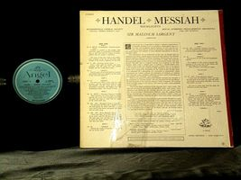 Handel ‎– Messiah Highlights AA-191763 Vintage Collectible image 7