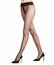 FALKE High Heeled Backseam Tight, Black, US Medium/Large - $21.78
