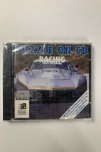 Puzzle on cd racing Microsoft Vintage Brand New - Sealed - $17.99