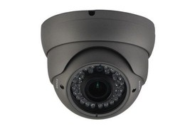 "1/3""SONY 1000TVL 720P 1.3MP 2.8-12mm Manual Zoom Vandalproof DOME CCTV C... - $39.59"