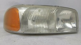 1999-2004 Gmc Sierra 2500 Passenger Right Oem Head Light Headlight Lamp 50525 - $95.57