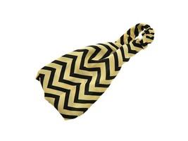 Black & Cream Chevron Headband - $7.95