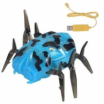 Lisianthus Laser Tag Bug Spider Space Blaster Training Robot Toys Moving... - $14.55