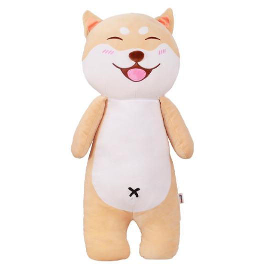1PC 25cm Cute Husky Dog Plush Toy D PLUSH M