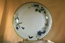 "Studio Nova English Cottage Round Platter Chop Plate #JK042 12"" - $10.39"