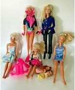 Vintage Lot of 5 Ocean Friends Barbie Scuba Diver Brittany, +3 Barbie Do... - $49.99