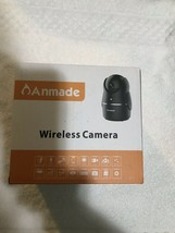 Anmade Video Multiplexers & Quads 1080P Homes Security Camera, Wireless WiFi IP