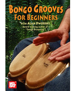 Bongo Grooves For Beginners DVD by Alan Dworsky - $13.99