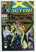 X-Factor #66 Copper Age Collectible Comic Book Marvel Comics! - $1.99