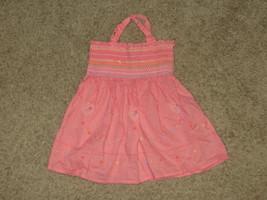 EUC Gap Kids Smocked Shirt Top Size XS 4-5 4 5 - $2.99