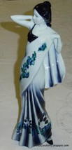 Royal Doulton BLUE Flambe Eastern Grace Red Figurine HN3683 - LIMITED ED... - $1,783.68