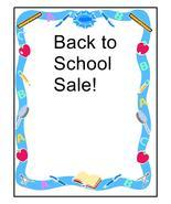 Back To School Sale2-Download-ClipArt-ArtClip-Digital - $4.00