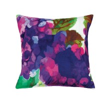 "PURPLE  IMPRESSIONIST  THROW PILLOW 18"" x  17"" - $21.15"