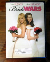 Details about  Bride Wars (2009) Widescreen DVD  Kate Hudson Anne Hathaway - $1.99