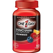 One A Day VitaCraves Gummies Complete Adult Multivitamin/Multimineral Su... - $14.80