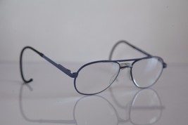 KT Eyewear, Blue Aviator Frame, RX-Able   Prescription Lenses. - $42.08