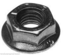 2 Bar Nuts 110676 MC9NHC1/4 32cc 35cc 38cc McCulloch, MTD, Craftsman, Tr... - $12.66