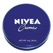 Nivea Creme Travel Sized Tin 1 oz / 30 ml [Misc.] - $2.96