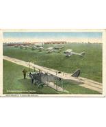 United States Aero Squadron France 1922 Vintage Post Card  - $6.00