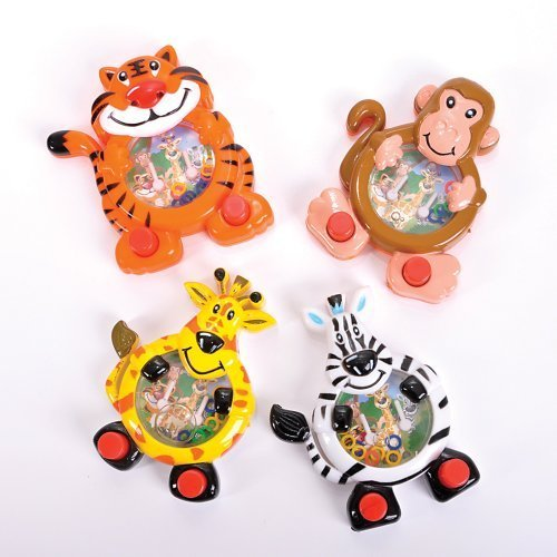 Zoo Animal Water Games [Toy]