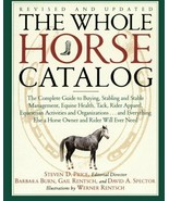 Whole Horse Catalog - Complete Guide to Stable Management - New Softcover @ - $24.95