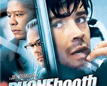 Phone Booth DVD, 2003 Forest Whitaker, Colin Farrell FREE SHIPPING U.S.A.