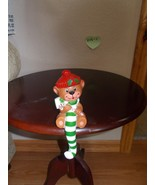 Teddy Bear Christmas Stocking HOlder - $9.99