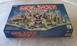 Modern Makeover Monopoly Here & Now Edition 2006 Complete VGC - $9.00
