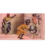 Kornelia Kinks Jocular Jinks Vintage 1907 Post Card - $15.00