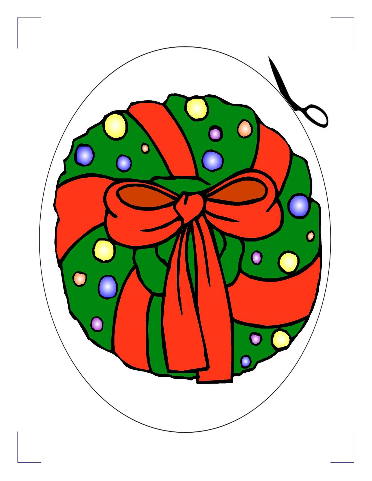 Wreath coaster