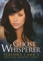 Ghost Whisperer Seasons 1&2 Trading Card Set - $5.00