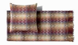 Missoni Home Montgomery Throw Blanket - Color 160 - Zig Zag Stripe Design - £282.87 GBP
