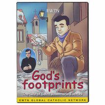 GOD'S FOOTPRINTS: ANIMATED STORY OF OPUS DEI ST. JOSEMARIA ESCRIVA DVD