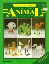 X345 Bead PATTERN ONLY Beaded Animal Collection Christmas Ornament Volume One - $42.50