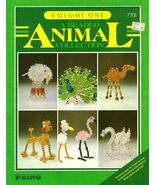 X345 Bead PATTERN ONLY Beaded Animal Collection Christmas Ornament Volum... - $41.95