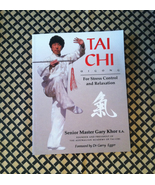 SC book Tai Chi Qigong For Stress Control And Relaxation by Sr Master Ga... - $4.00
