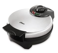 Sale! $19.50 Oster Belgian Waffle Maker CKSTWF2000, Stainless Steel - $25.20 CAD